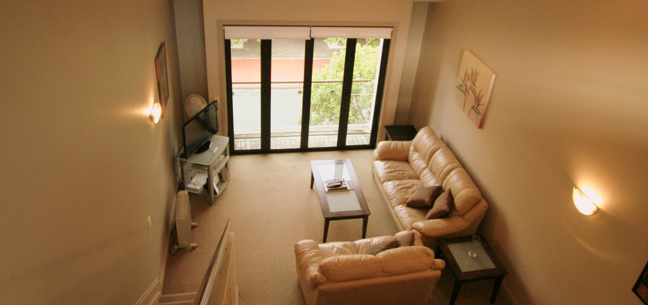 1 bedroom loft serviced apartment in auckland latitude 37 for 2 bedroom lofts