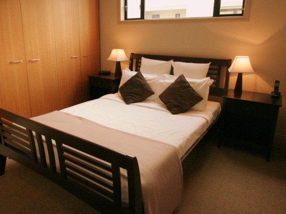1 Bedroom Loft Bedroom
