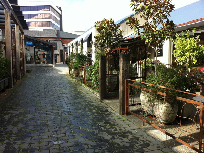 Newmarket Auckland Kent Street
