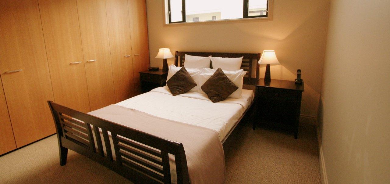 1 Bedroom Loft Serviced Apartment in Auckland | Latitude 37