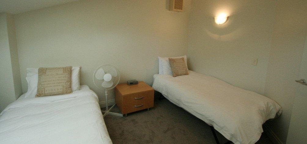 3 Bedroom 2 Bathroom Loft Latitude 37 Apartment