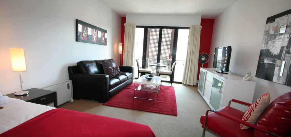 Studio Apartment Latitude 37