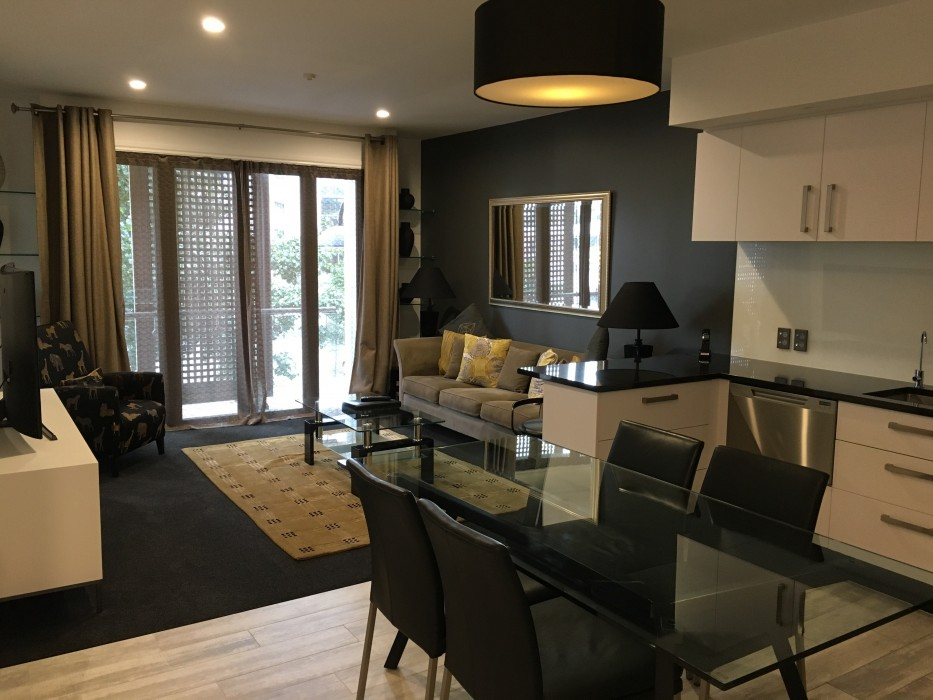 1 bedroom study serviced apartment in auckland latitude 37 - 1 bedroom apartments everything included ...