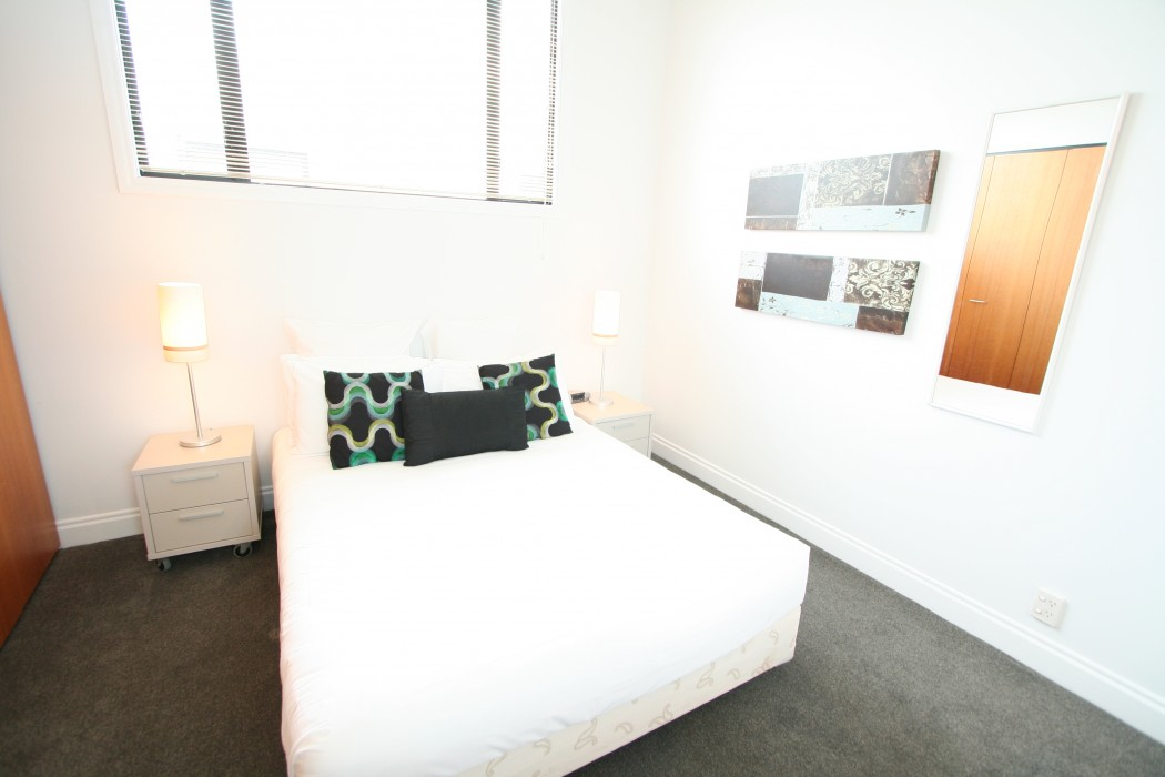 Bedroom loft serviced apartment in auckland latitude