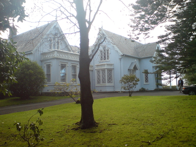 Highwic House Newmarket NZ